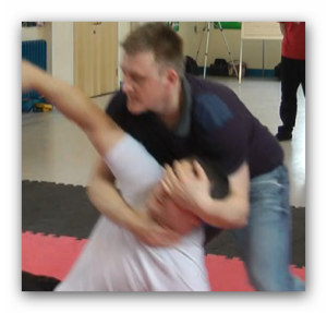 Andrew Holland Self Defence