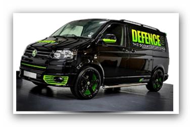 defence lab wrap