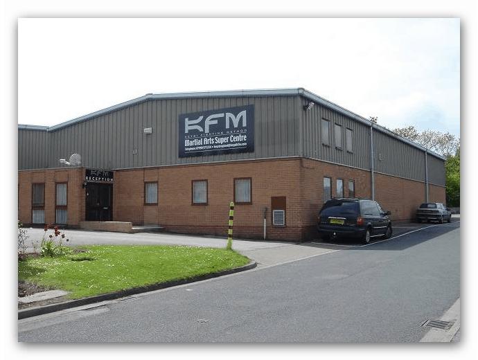 The old kfm KEYSI HQ