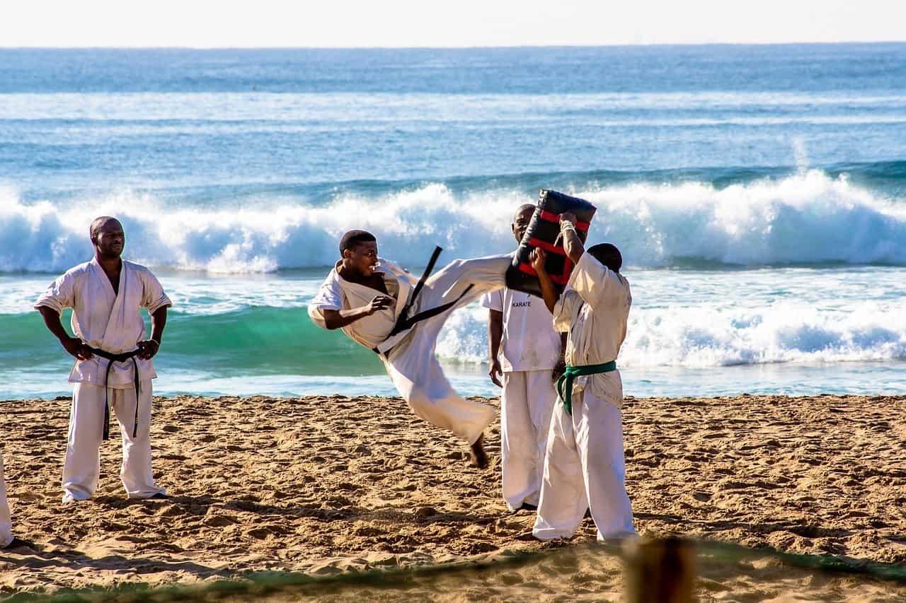 karate for self defence